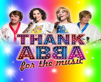 THANK ABBA FOR THE MUSIC.