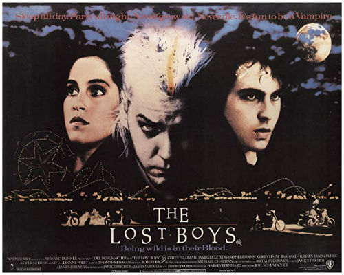 THE LOST BOYS(1987)