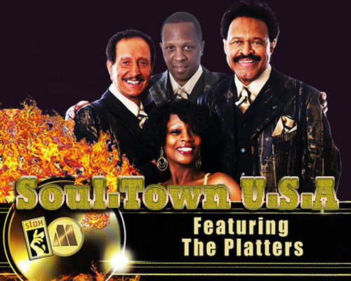THE PLATTERS: SOULTOWN USA