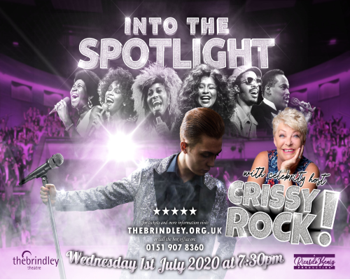 THE INTO THE SPOTLIGHT SHOW