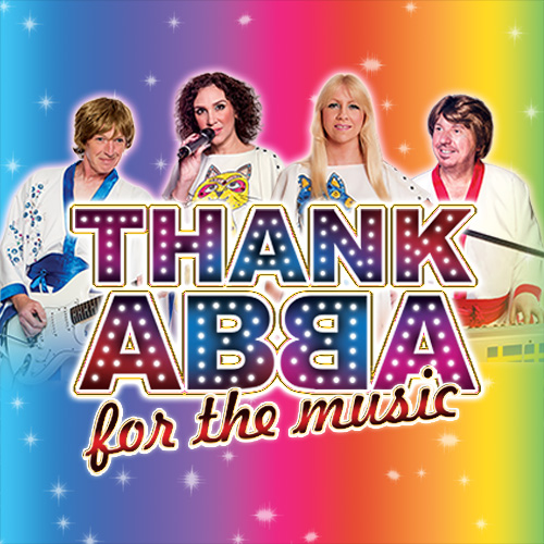 THANK ABBA FOR THE MUSIC..