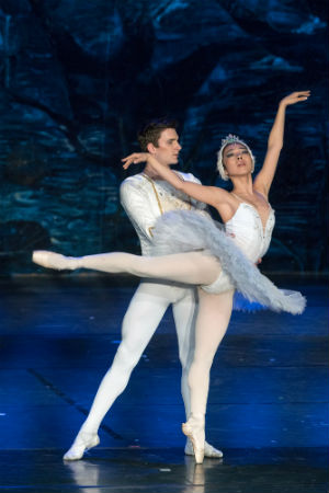 The greatest of all romantic ballets presented by the Russian National Ballet