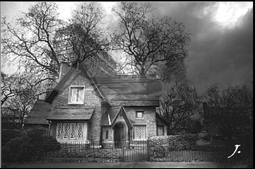 THE HAUNTING AT GREENACRE COTTAGE