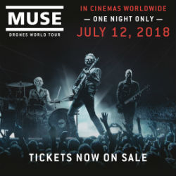 MUSE: DRONES WORLD TOUR(LIVE SCREENING)