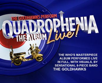 QUADROPHENIA - THE ALBUM LIVE