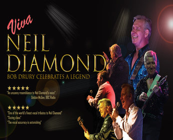 BOB DRURY'S VIVA NEIL DIAMOND