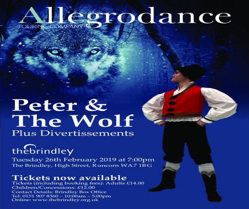 PETER & THE WOLF - ALLEGRODANCE