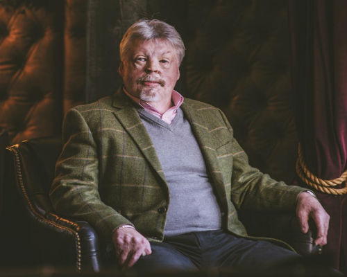AN EVENING WITH SIMON WESTON