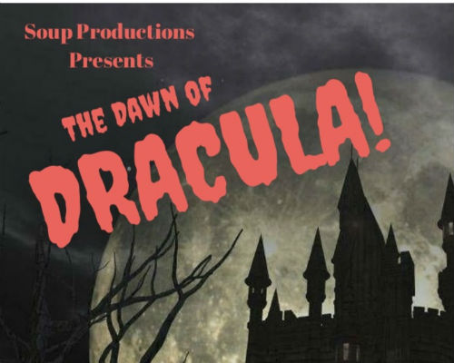 THE DAWN OF DRACULA