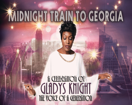 GLADYS KNIGHT:MIDNIGHT TRAIN TO GEORGIA