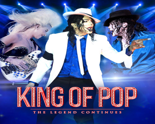 THE KING OF POP STARRING NAVI & JENNIFER BATTEN