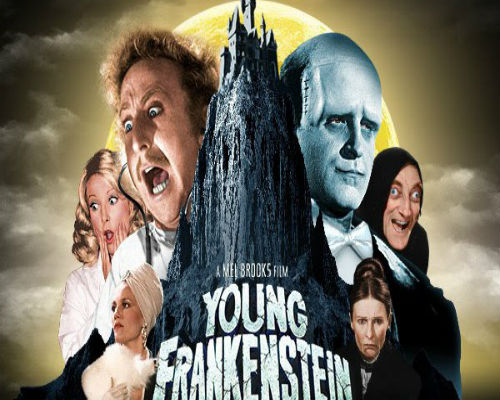 YOUNG FRANKENSTEIN(1974)
