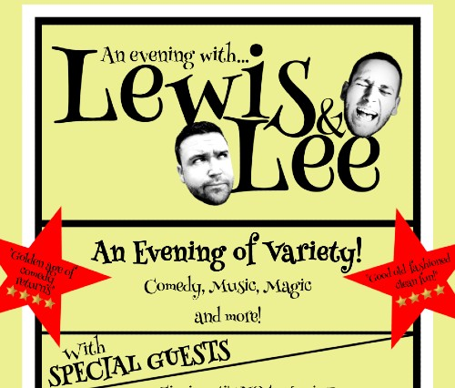 AN EVENING WITH LEWIS & LEE
