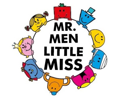 MR MEN AND LITTLE MISS STAGE SHOW