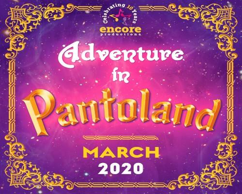 ADVENTURE IN PANTOLAND