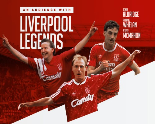 AN AUDIENCE WITH LIVERPOOL LEGENDS