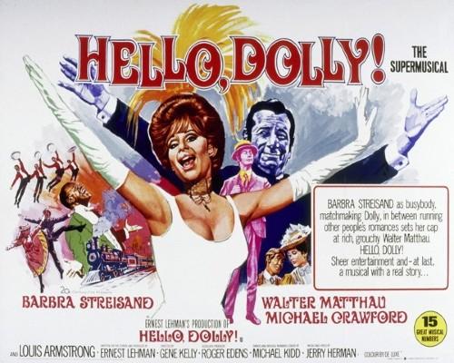 HELLO DOLLY (1969)