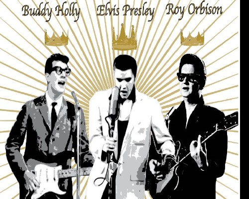 WE THREE KINGS-OF ROCK N ROLL