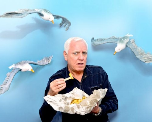 Thursday 6th May 20217.30pmFull price £22.00All prices include booking feesDave Spikey - A Funny Thing Happened (I Shot Derek Rigby)