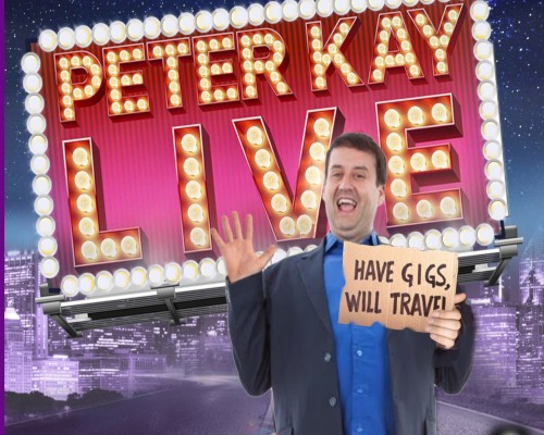 PETER KAY TRIBUTE