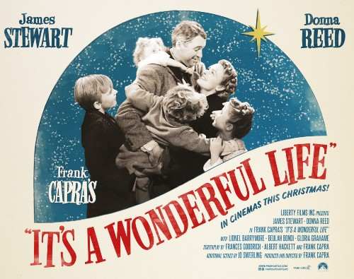 IT'S A WONDERFUL LIFE (1946).