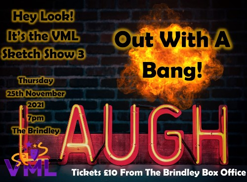 OUT WITH A BANG VML SKETCH SHOW 3