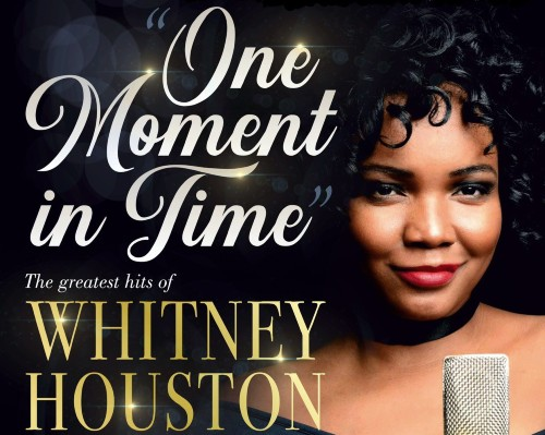 ONE MOMENT IN TIME : THE GREATEST HITS OF WHITNEY HOUSTON