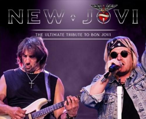 NEW JOVI - THE ULTIMATE TRIBUTE TO BON JOVI